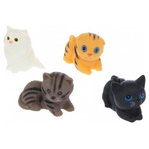 Купить Фигурки Наша игрушка Кошки, Игровые наборы и фигурки