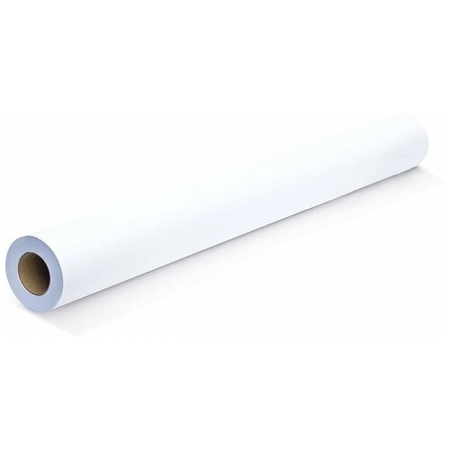 Фото - Бумага BRAUBERG 1067 мм 110631 90 г/м² 45 м, белый бумага brauberg 610 мм 110455 80г м² 50 м