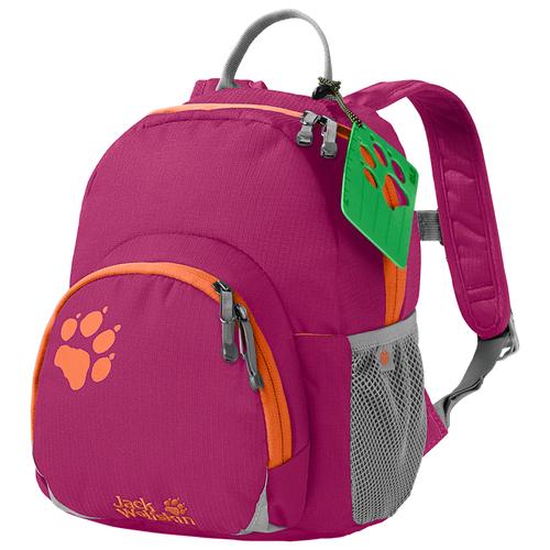 Городской рюкзак Jack Wolfskin Buttercup 4.5, fuchsia трекинговый рюкзак jack wolfskin halo 24 corona lime