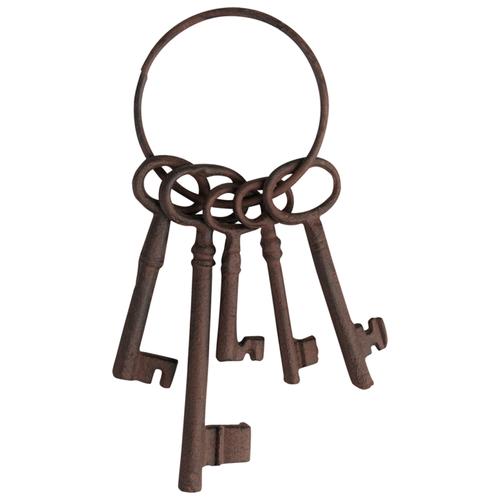 esschert design hand fork Декоративное украшение Ключи Esschert Design 4.3 x 8.9 x 22.5 см