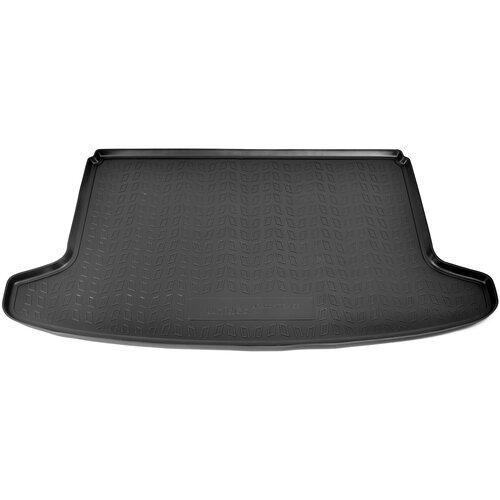 Коврик багажника NorPlast NPA00-T13-155 чёрный