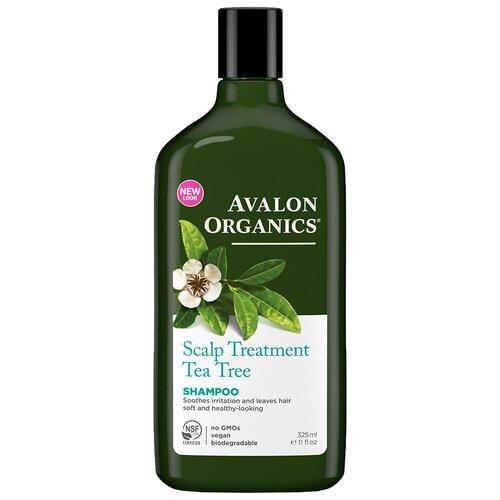 пальто avalon avalon mp002xw0dnxj Avalon Organics шампунь Scalp Treatment Tea Tree, 325 мл