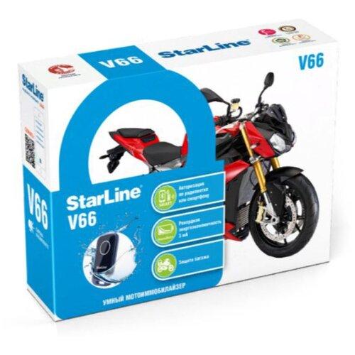 Мотоиммобилайзер StarLine V66