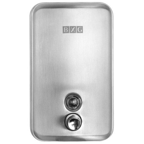 Дозатор для жидкого мыла BXG SD-H1-1000/M, хром матовый