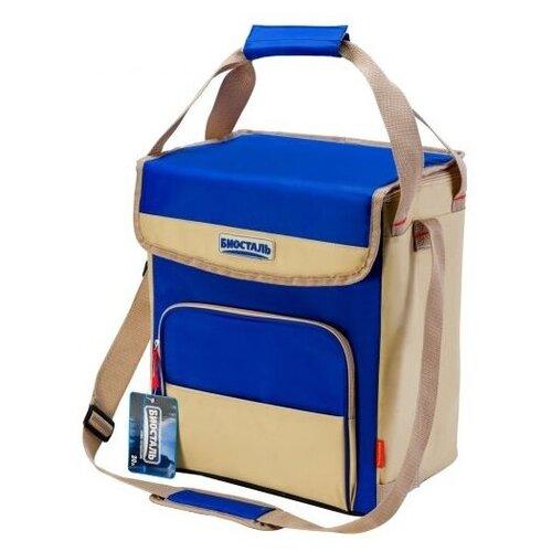 Фото - Biostal Сумка-холодильник TC-20B синий 20 л сумка холодильник biostal tcp 20b