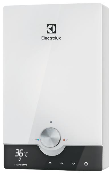 Проточный электрический водонагреватель Electrolux NPX 8 Flow Active 2.0