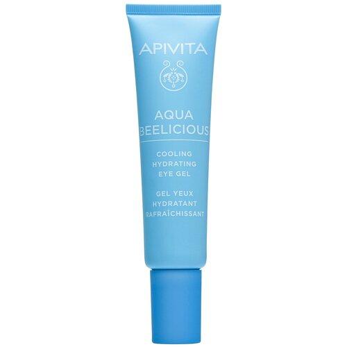 Фото - Apivita Увлажняющий охлаждающий крем для кожи вокруг глаз Aqua Beelicious Cooling Hydrating Eye Gel, 15 мл weleda feigenkaktus hydrating eye gel