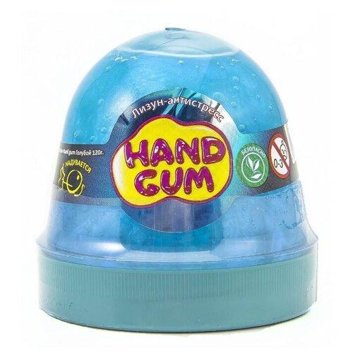 Лизун Mr.Boo! Hand gum голубой