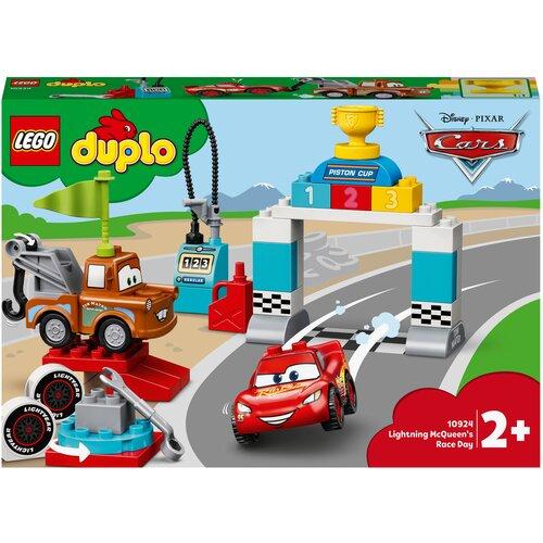 Конструктор LEGO DUPLO 10924 Гонки Молнии МакКуина