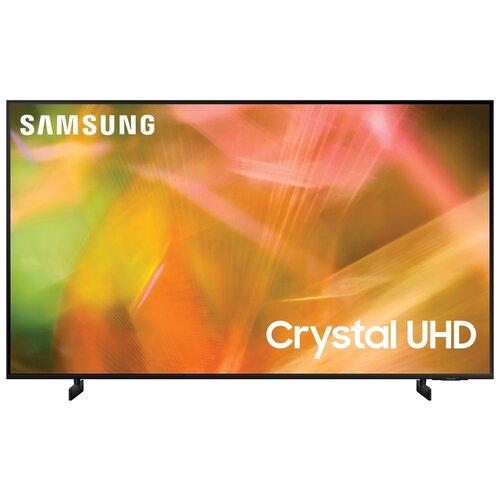 Фото - Телевизор Samsung UE43AU8040UXRU 43 (2021), черный телевизор samsung ue43t5272au 43 2020 черный