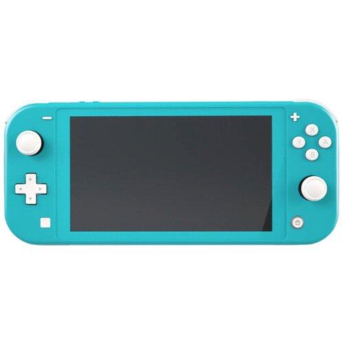 Фото - Игровая приставка Nintendo Switch Lite 32 ГБ, turquoise, игровая приставка nintendo switch lite grey