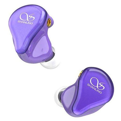 Наушники Shanling ME200, purple
