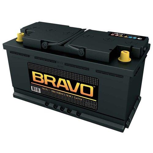 Автомобильный аккумулятор Аком Bravo 90