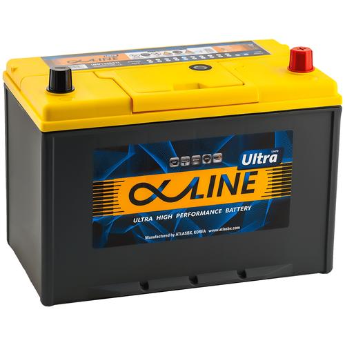 Автомобильный аккумулятор AlphaLine Ultra 105 Ач (UMF135D31L)