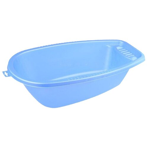 Нордпласт Ванночка для куклы большая (154) голубой