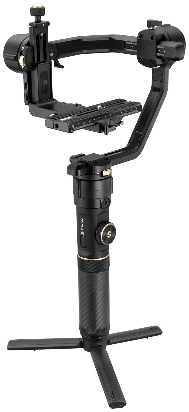 Купить Электрический стабилизатор для зеркального фотоаппарата Zhiyun Crane 2S Kit по низкой цене с доставкой из Яндекс.Маркета