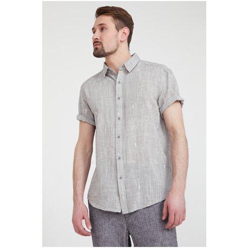 Рубашка FiNN FLARE размер XL серый (205)