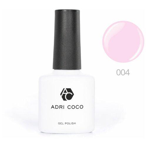 Купить Гель-лак для ногтей ADRICOCO Gel Polish, 8 мл, 004 розовый