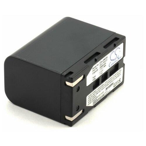 Усиленный аккумулятор для видеокамеры Samsung SB-LSM320