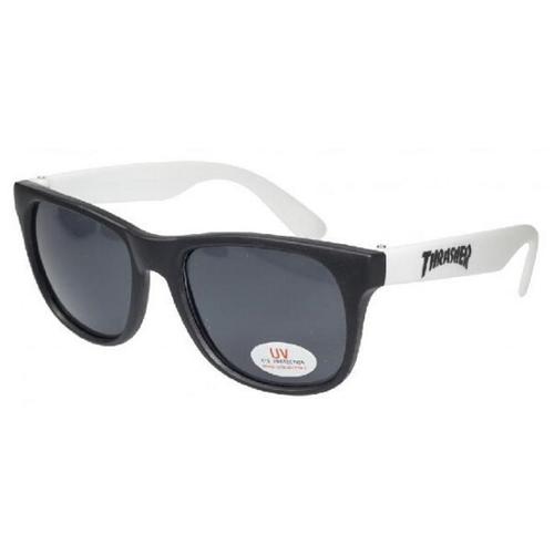 Очки THRASHER Logo Sunglasses WHITE 2021