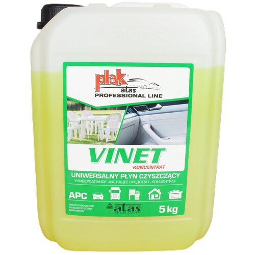 ATAS Очиститель пластика и искусственной кожи салона автомобиля VINET, 5 кг