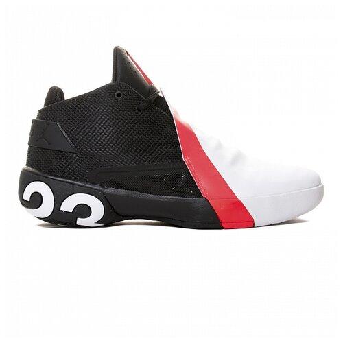 Кроссовки Jordan Ultra Fly 3 размер 18, черный/белый кроссовки jordan jordan jo025amgapj1