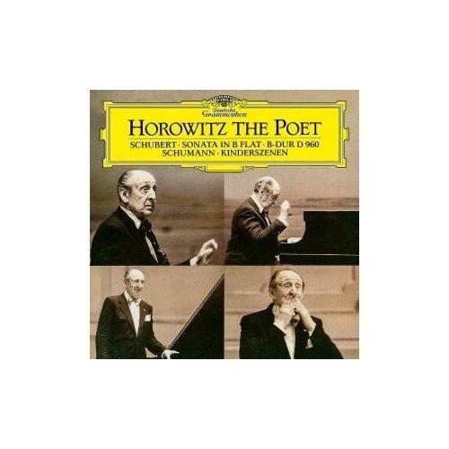 Виниловые пластинки, Deutsche Grammophon, HOROWITZ - The Poet (LP) виниловая пластинка vladimir horowitz the poet 0028948375929