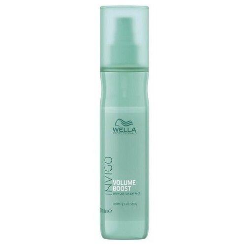 Купить Wella Professionals / Спрей-уход для прикорневого объема для нормальных и тонких волос INVIGO VOLUME BOOST, 150 мл