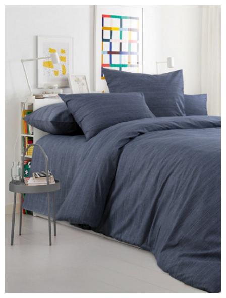 Комплект постельного белья евро Ивановский текстиль из сатина — купить по выгодной цене на Яндекс.Маркете
