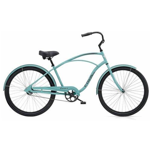 Велосипед городской Electra Cruiser 1 Matte Cadet Black(В собранном виде)
