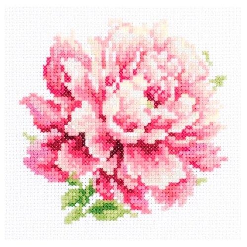 Купить Чудесная Игла Набор для вышивания Пион 11 х 11 см (150-007), Наборы для вышивания
