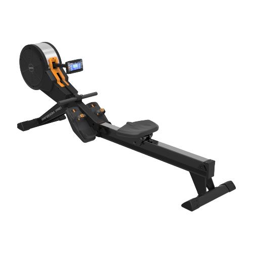 Гребной тренажер Bronze Gym RW1200M Pro черный недорого
