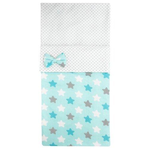 Купить Спальный мешок детский Amarobaby Magic Sleep Небо в звездах, Конверты и спальные мешки