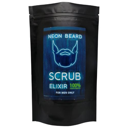 Купить Скраб для тела NEON BEARD TANTRA с маслами, гималайской, эпсомской и морской солью 250 гр.