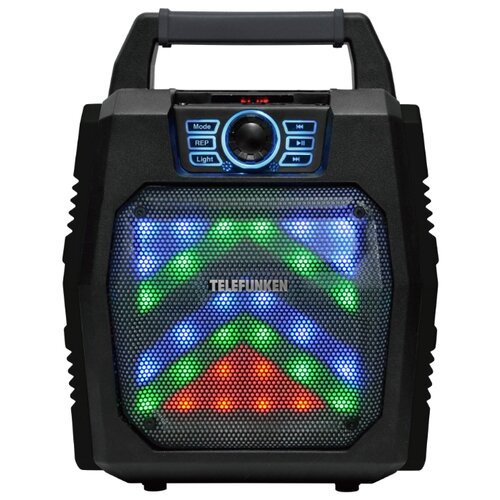 Портативные аудиосистемы TELEFUNKEN TF-PS1250B(черный)