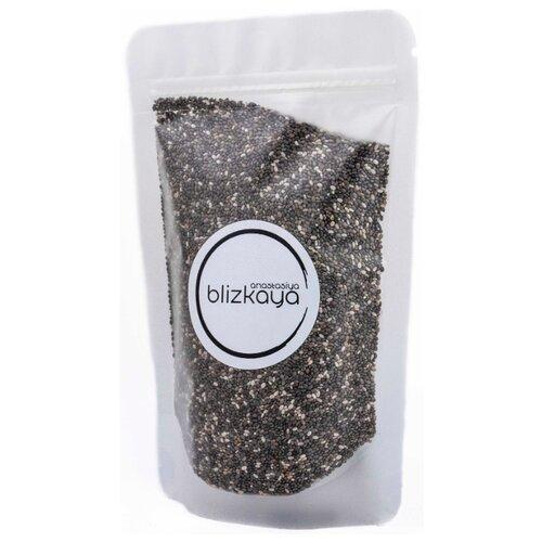 Фото - Чиа семена (Chia seeds) суперфуд Anastasiya Blizkaya, 100 г сванская соль anastasiya blizkaya 150 г