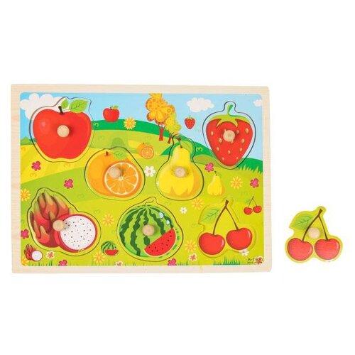 Рамка-вкладыш Лесная мастерская Фрукты и ягоды (2567244)