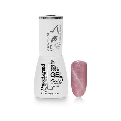 Купить Гель-лак для ногтей Dance Legend Magnetic Nude, 6.5 мл, LE164 But a Fig Leaf