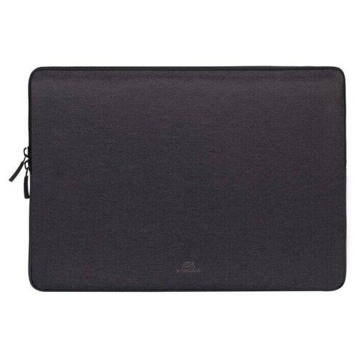 RIVACASE 7703black /Универсальный чехол для ноутбука 133/ Водоотталкивающая ткань
