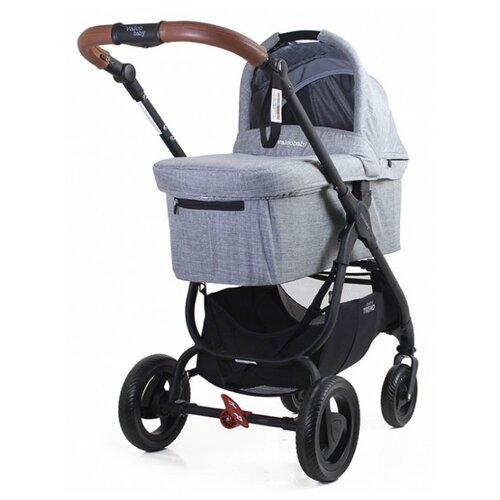 Универсальная коляска Valco Baby Snap 4 Trend (2 в 1), Grey marle коляска valco baby snap 4 trend denim 9817