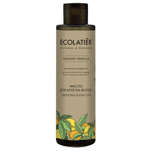 Купить Ecolatier GREEN Масло для блеска волос Здоровье & Красота Серия ORGANIC MARULA, 200 мл, ECO Laboratorie