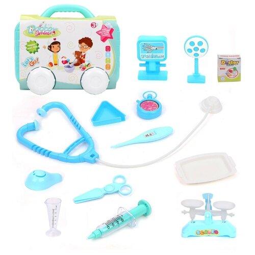 Купить Набор доктора Наша игрушка 640661, Играем в доктора