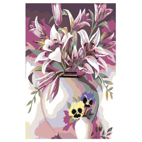 Купить Картина по номерам, 100 x 150, F08, Живопись по номерам , набор для раскрашивания, раскраска, Картины по номерам и контурам