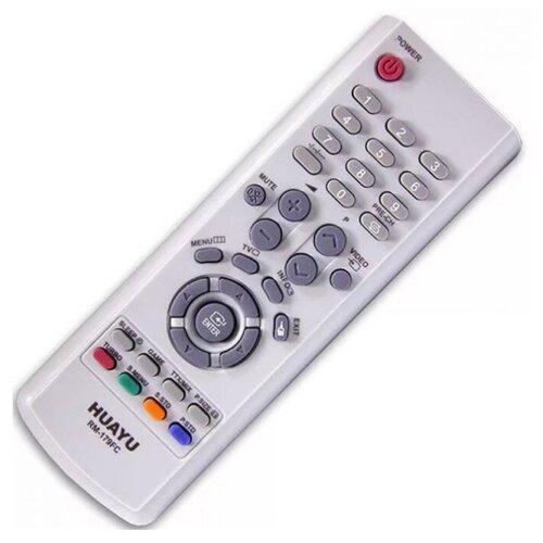 Фото - Пульт ДУ Huayu RM-179FC-1 для Samsung, белый пульт ду huayu для samsung bn59 00863a
