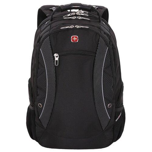 Фото - Рюкзак SwissGear SCANSMART 1155215 черный 40 л рюкзак swissgear 32x15x46 см 22 л черный