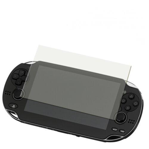 Защитная пленка MyPads для игровой приставки Sony PSP 1000/ 2000/ 3000 глянцевая