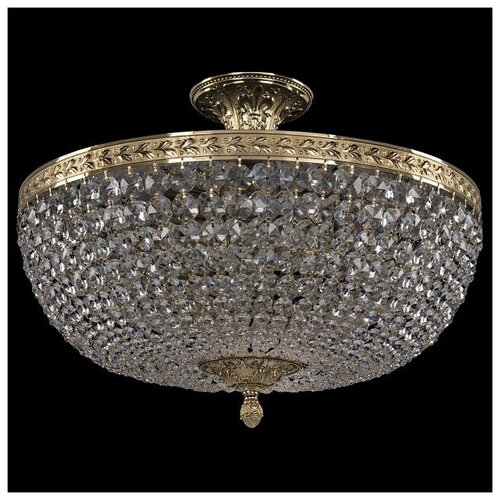 Фото - Люстра Bohemia Ivele Crystal 19151/45IV G C1, E14, 240 Вт bohemia ivele crystal 1903 19031 45iv gb
