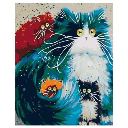 Купить Картина по номерам, 100 x 125, KTMK-393603, Живопись по номерам , набор для раскрашивания, раскраска, Картины по номерам и контурам