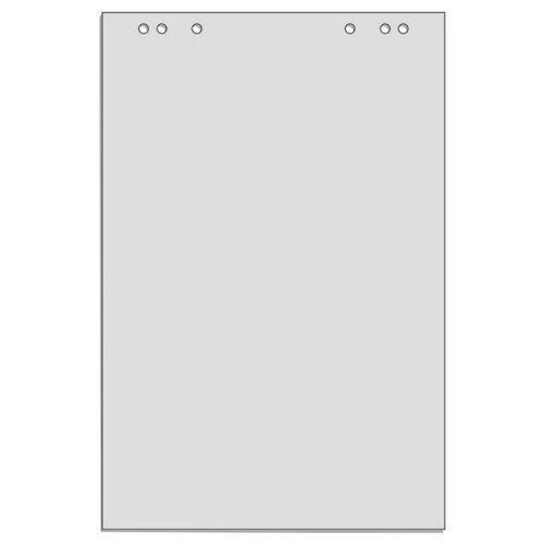 Блок бумаги для флипчартов Attache Economy, 650*980 мм, 20 листов по 55-60 г, 5 штук (846150), Бумага для заметок  - купить со скидкой