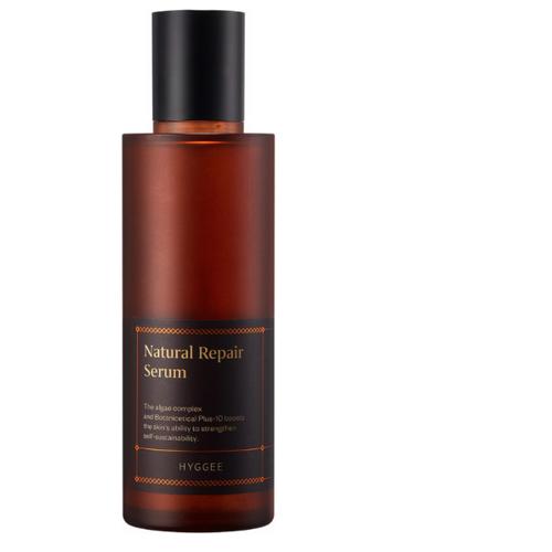Hyggee Восстанавливающая сыворотка для лица с экстрактом женьшеня Natural Repair Serum, 120мл